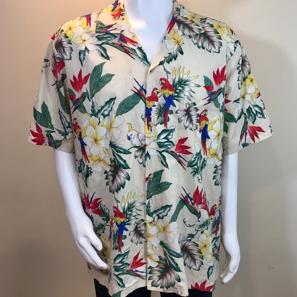 fca75af9 Vintage Shirts | Hawaiian Shirt Mens 2xl Made In Hawaii | Poshmark